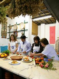 Learning Portuguese cooking in Alentejo Portugal