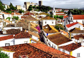 Northern Portugal tour Obidos