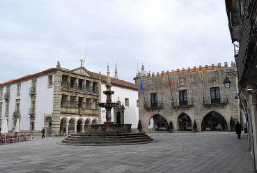 viana do castelo in Portugal driving tour